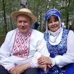 Праздник «Иван Купала» в селе Печищи